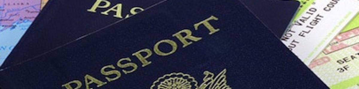 پیکاپ پاسپورت آمریکا